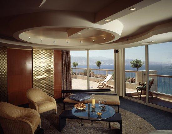 Dan Eilat: Presidential Suite