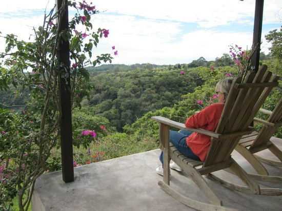 The Guest Suites at Manana Madera Coffee Estate:                                     Ranchita, Manana Madera