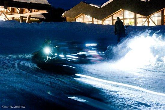Karting Extreme Verbier : Night racing in Verbier