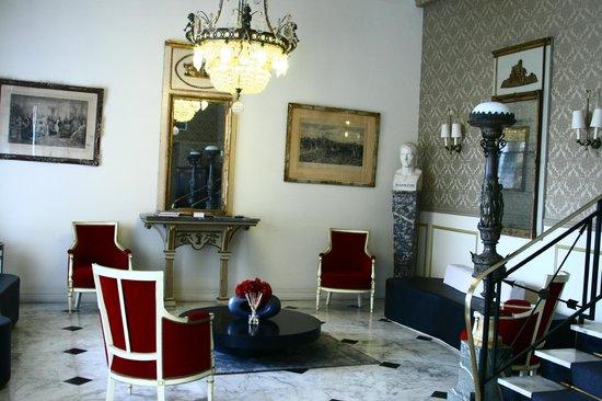 Hotel Imperial: Hall d'entrée, salon d'attente