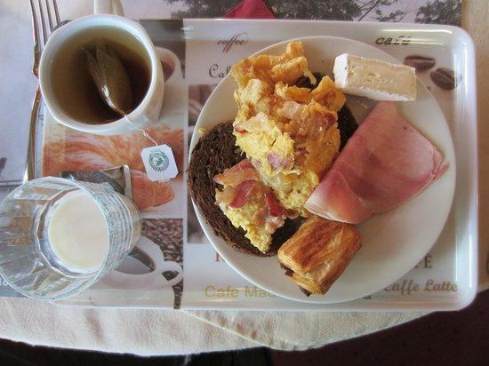 Hotel-Restaurant Vijlerhof:                   Het geroemde ontbijt
