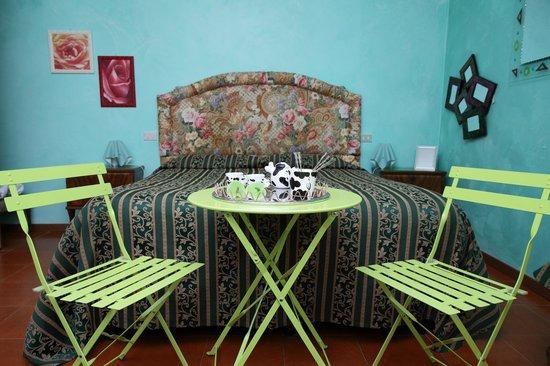 Affittacamere A casa di Marcella : Camera Blu