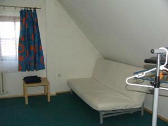 Hostel Victoria: pokój 3 osobowy