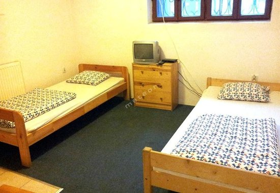 Hostel Victoria: pokój 2 osobowy z łazienką