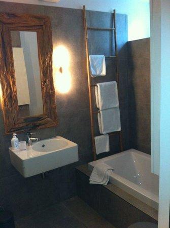 Amsterdam B&B Park9:                   Il nostro bagno