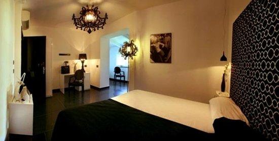Palazzo Abagnale : Black room