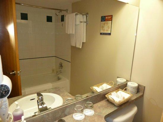 The Coast Hillcrest Resort Hotel: Bad