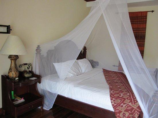 Santi Resort & Spa:                   Double bedroom in room 407