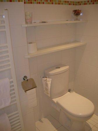 Hotel Diderot: salle de bain