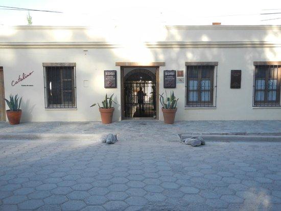 El Cortijo Hotel Boutique:                   Entrance