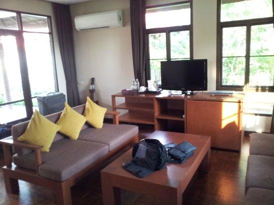 Sirarun Resort: wohnen in unserem Bungalow