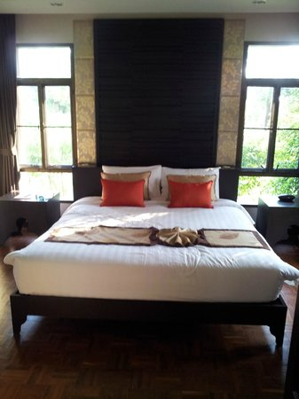 Sirarun Resort: schlafen in unserem Bungalow