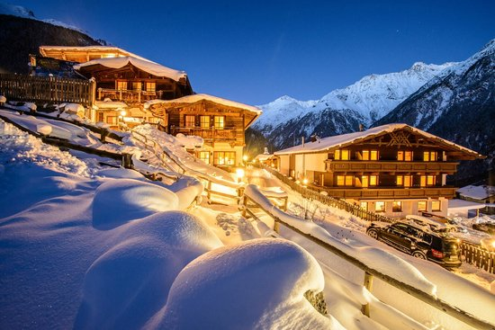 Gruenwald Resort Soelden