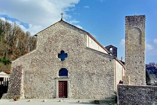 Pieve di Sorano