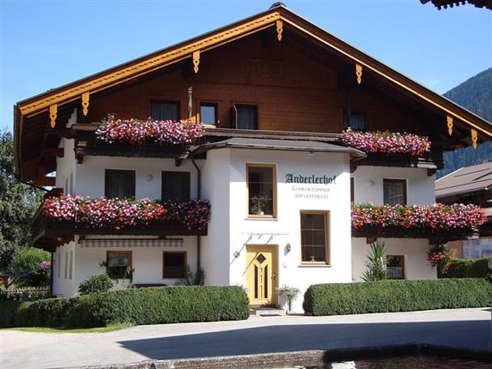Anderlerhof Pension