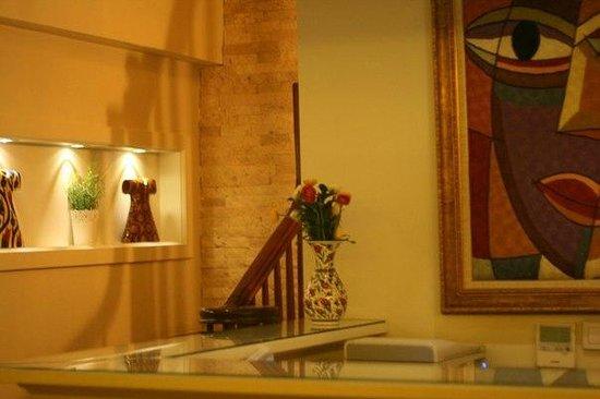 Ersari Hotel:                   Ресепшн