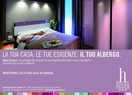 Hotel Palace: camera
