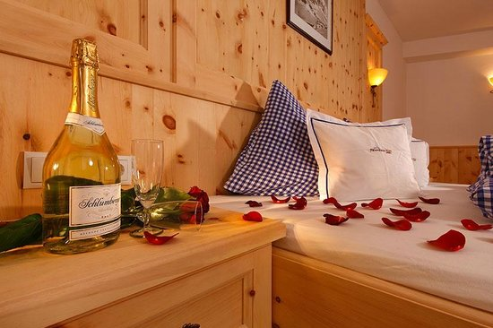 Grünwald Resort Sölden: Chalet 8 Personen - Doppelzimmer