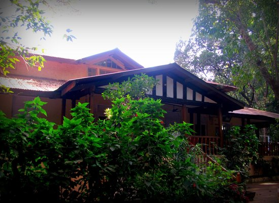 Hotel Woodlands Matheran:                   hotel woodlands