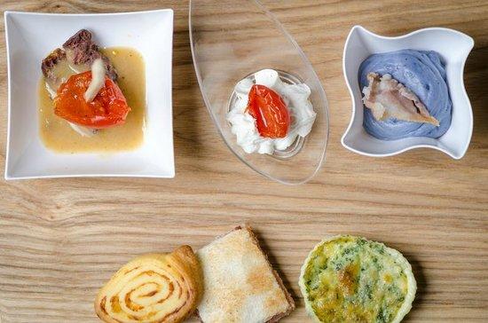 Ristorante Galleria Da. Co. : Aperitivo finger food