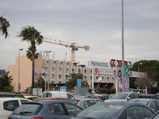 Novotel Nice Aeroport Cap 3000  St