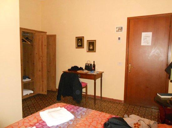 Casa Toselli:                   camera 4