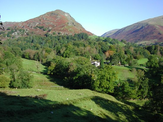 Silver Lea: Helm Crag from nearby