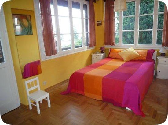Villanuvola Bed & Breakfast: La camera Arcobaleno
