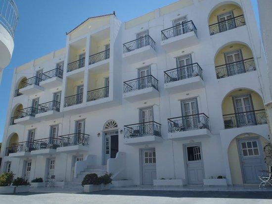 Thalia Hotel: ξενοδοχειο