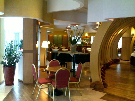 Hotel Due Torri Tempesta : Ingresso- Hall