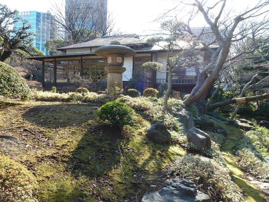 Hotel Niwa Tokyo:                   Koishikawa Korakuen Garden nearby