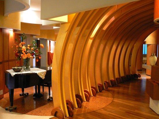Hotel Due Torri Tempesta : Hall