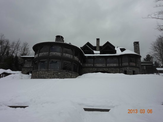 Lake Placid Lodge:                                     Lodge