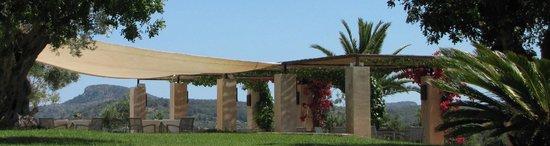 Sant Llorenç des Cardassar, Spania: Terraza