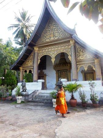 Wat Choumkhong:                   thte temple