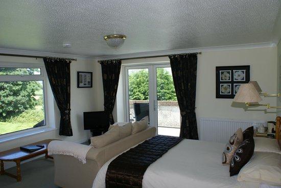 Trelaske Hotel & Restaurant: Garden Room