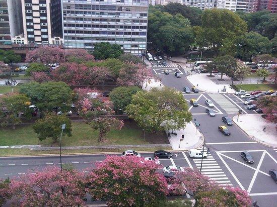 Pestana Buenos Aires Hotel:                   vista de av 9 de julio