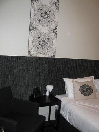 Sovereign Hill Hotel:                                     Bedroom