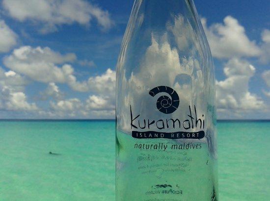 Kuramathi Island Resort:                   Kuramathi water