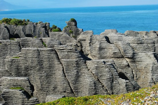 The Rocks Homestay:                   Pancakes? No Pancake rocks closeby!