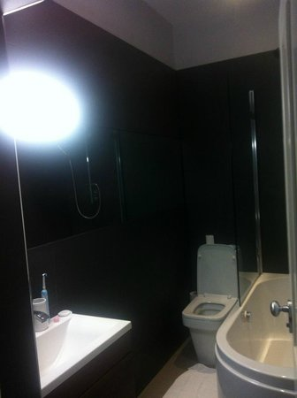 22 Lansdown Place:                   one of the bathrooms in APT number 1