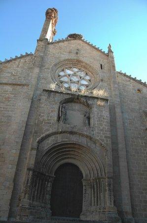 Alojamientos La Plaza: Catedral