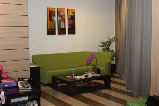 Atria Hotel Gading Serpong:                   Idem