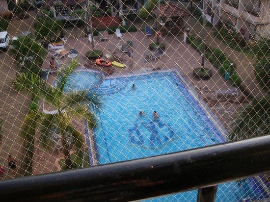 Palmarinha Resort:                                                                                           Utsikt