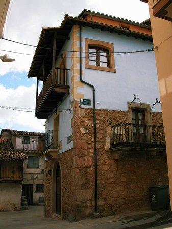 Apartamentos Rurales La Almenara: Calles de Cadalso