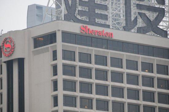 Sheraton Hong Kong Hotel & Towers:                   hotel