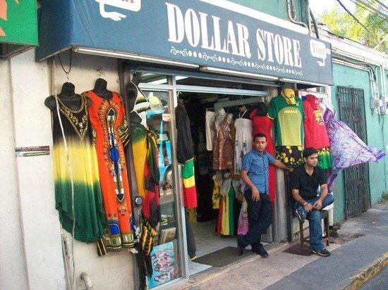 Hip Strip: Dollar Store