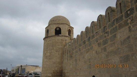 Royal Thalassa Monastir:                                     médina de sousse