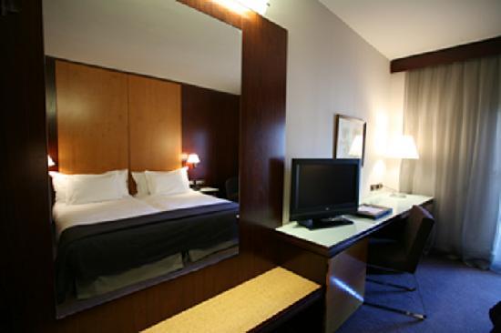 Hotel Silken Ramblas Barcelona : Habitación Doble Estandar 1