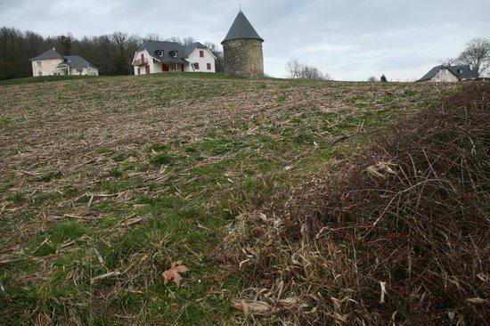 Maison Carriquy :                   La localidad de Barcus